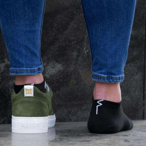 SOLIT socks Casual - de stijlvolle oplossing tegen afzakkende enkelsokken