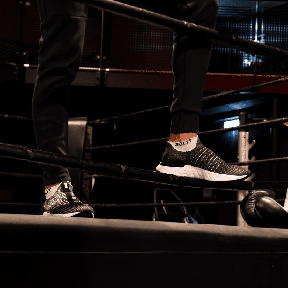 SOLIT socks enkelsokken voor heren